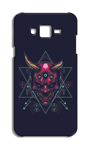The Mask Samsung Galaxy J7 Cases | Artist : Inderpreet Singh