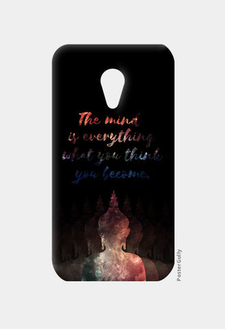 Buddha Quote - Motivational!! Moto G2 Cases | Artist : Dolly P