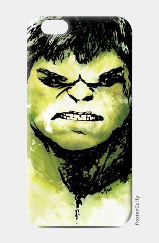 iPhone 6 Cases, The Incredible Hulk Movie Comic Character iPhone 6 Case Artwork | Artist: Pulkit Taneja, - PosterGully