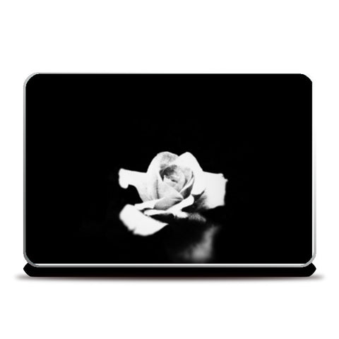 midnight rose Laptop Skins | Artist : Aakarsh Sharma