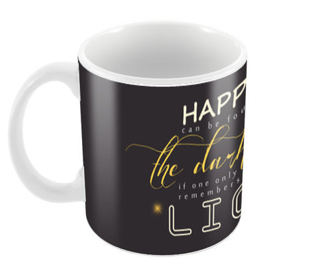 Happiness can be found Harry Potter inspired Coffee Mugs | Artist : safira mumtaz