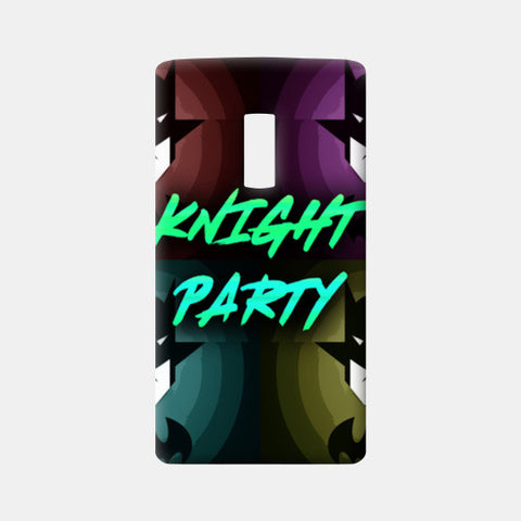 One Plus Two Cases, Knight Party One Plus Two Cases | Artist : Jax D, - PosterGully