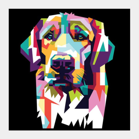 Dog Lovers Square Art Prints PosterGully Specials
