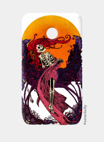 Moto E Cases, The Revival Moto E Case | Artist: Monisha Miriam, - PosterGully