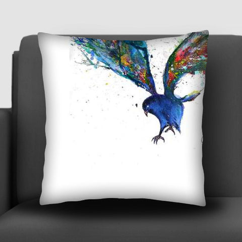 BLEMISH | BIRD | ARTWORK  Cushion Covers | Artist : Prashant Singh