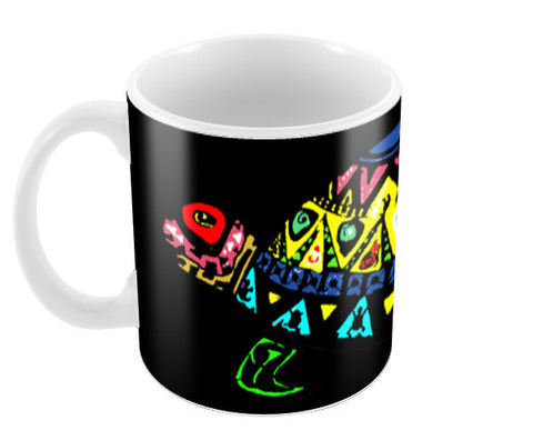 Coffee Mugs Turtle Coffee Mugs | Artist : Navdeep Sharma