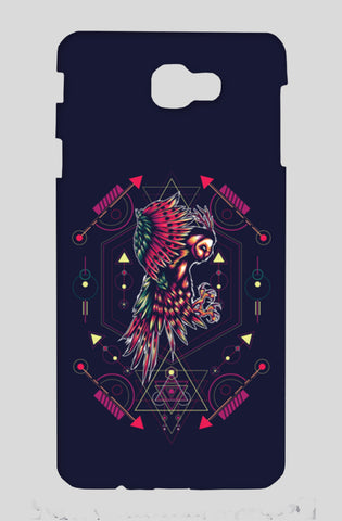Owl Artwork Samsung On Nxt Cases | Artist : Inderpreet Singh