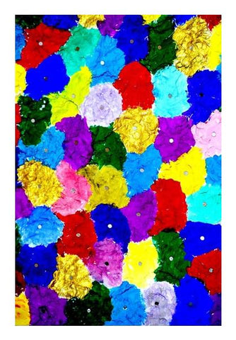 PosterGully Specials, Abstract colors Wall Art | Artist : Ajooni Singh, - PosterGully