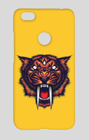 Saber Tooth Redmi Note 5A Cases | Artist : Inderpreet Singh