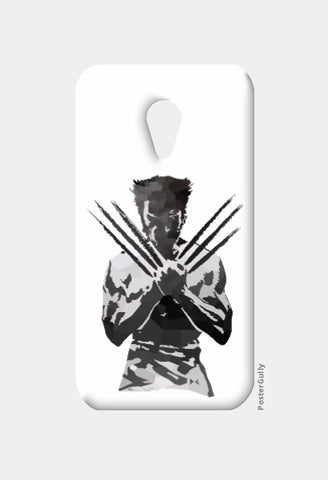 Moto G2 Cases, Low Poly Wolverine Moto G2 Case | Artist: Darshan Gajara, - PosterGully