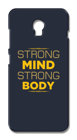 Strong Mind Strong Body Lenovo Vibe P1 Cases | Artist : Designerchennai