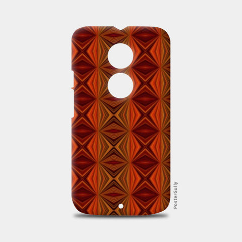 Moto X2 Cases, Modern Abstract Geometric Pattern Moto X2 Cases | Artist : Seema Hooda, - PosterGully