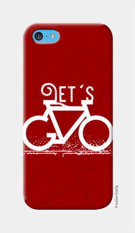 Let's Go iPhone 5c Cases | Artist : Designerchennai