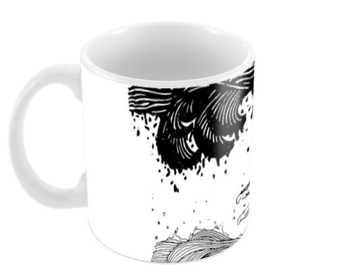 Negatives Coffee Mugs | Artist : Shilpi Mishra