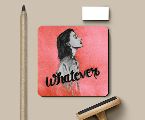 Whatever Coasters | Artist : Maeday