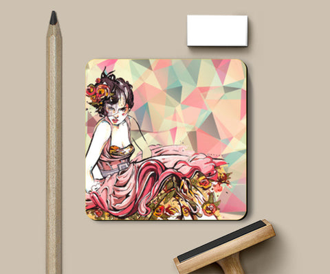 Coasters, In Vogue Coasters | Artist : Astha Mathur, - PosterGully
