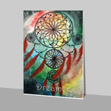 Dream On Stick Ons | Artist : Chahat Suri