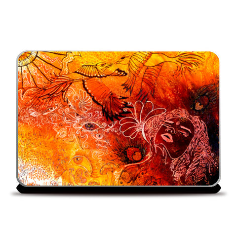 Laptop Skins, Nature is Alive  Laptop Skins | Artist : Aashna Aasif, - PosterGully