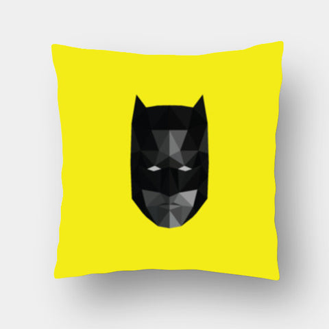 Batman low poly Cushion Covers | Artist : Shashank Ahuja