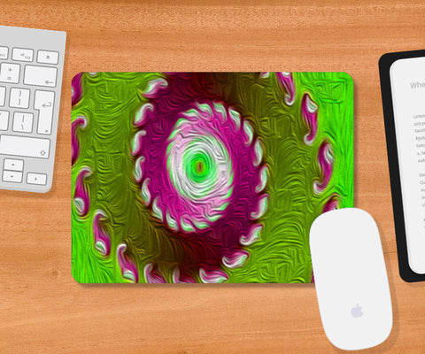 Mousepad, Fractal painting Mousepad | Artist : CK GANDHI, - PosterGully