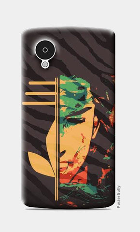 Nexus 5 Cases, SHIV POWER Nexus 5 Cases | Artist : nilesh gupta, - PosterGully