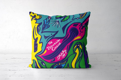 Just Like That Cushion Covers Cushion Covers | Artist : Wandering Homie