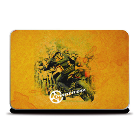 Laptop Skins, Stuntmania Vol 2 Laptop Skins | Artist : Throttlerz Group, - PosterGully