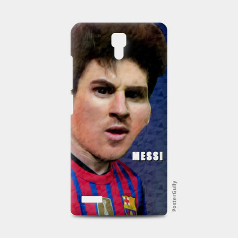 Messi Barcelona Redmi Note Cases | Artist : ASHUTOSH RAI