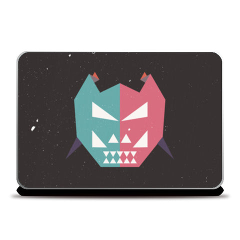 Killer mask Laptop Skins | Artist : Designerchennai