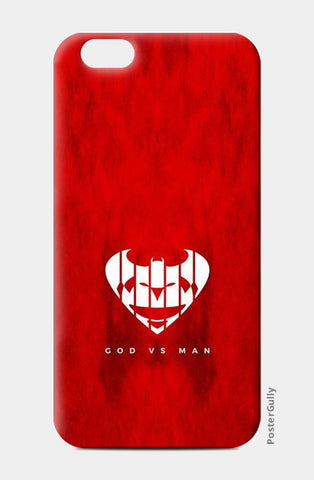iPhone 6/6S Cases, Batman v Superman iPhone 6/6S Cases | Artist : Kushang Dholakia, - PosterGully