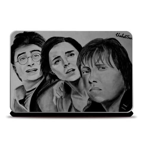 Laptop Skins, Potterhead! Laptop Skin | Chahat Suri, - PosterGully