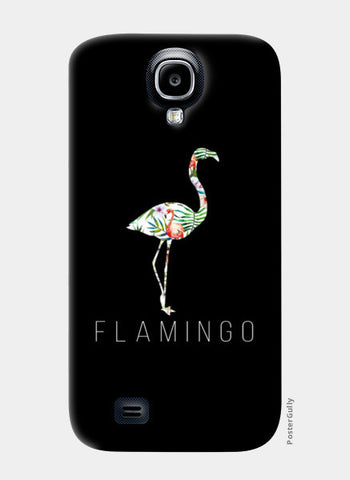 Flamingo Samsung S4 Cases | Artist : DISHA BHANOT