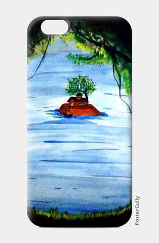 Nature painting 2 Painting iPhone 6/6S Cases | Artist : Pallavi Rawal