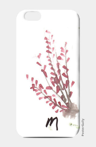 A touch of Fuschia iPhone 6/6S Cases | Artist : Manas Arvind