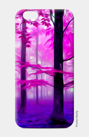Pink Nature iPhone 6/6S Cases | Artist : Rameshwar Chawla