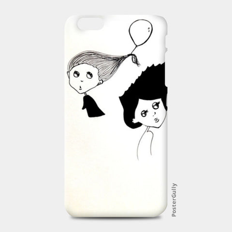 Illustration/cartoon iPhone 6 Plus/6S Plus Cases | Artist : Vaishnavi Gajapure