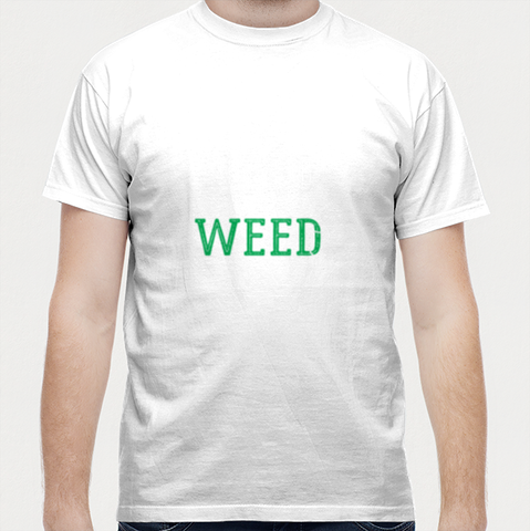 Need Weed Men T Shirts | Artist : Chintan Sapovadiya