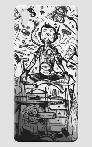 designer at work One Plus X Cases | Artist : amit kumar
