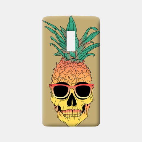 Skull Swag One Plus Two Cases | Artist : Arpita Gogoi