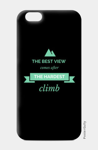 The best view iPhone 6/6S Cases | Artist : Pallavi Rawal