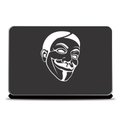 Laptop Skins, anonymous Laptop Skins | Artist : Manjeeth Shenoy, - PosterGully