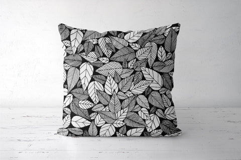 leaf mess Cushion Covers | Artist : Salonee Vichare