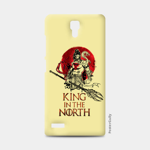 Shiva-king in the north Redmi Note Cases | Artist : Abhishek Faujdar