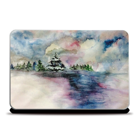 winter Laptop Skins | Artist : soumik parida