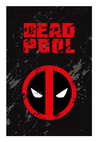 Wall Art, Deadpool Wall Art | Artist : Gurmeet, - PosterGully