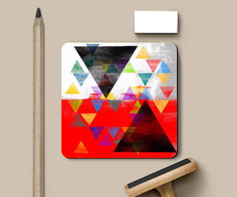 Coasters, Tantra Painting - equilibrium - Coasters | Artist: Sanket R, - PosterGully