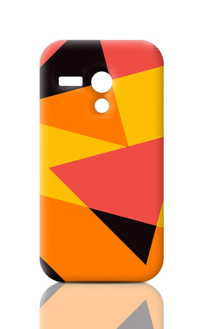 Moto G Cases, Geometric Triangle Moto G Case | Artist: Inderpreet, - PosterGully