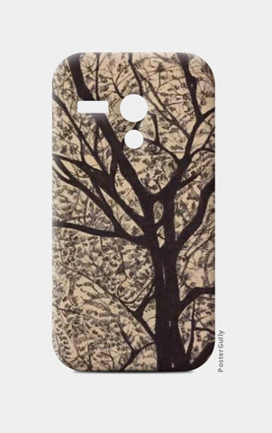 Moto G Cases, Trees Ink Trails Moto G Case | Artist: Archana Narendran, - PosterGully