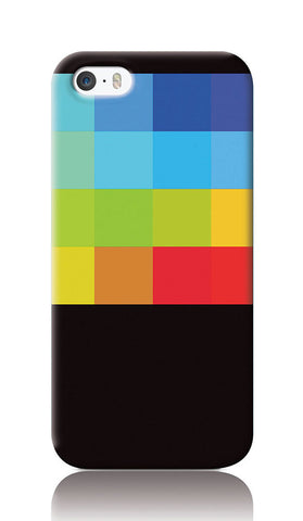 iPhone Cases, Chromatic iPhone 5/5S Case | Artist: Inderpreet, - PosterGully
