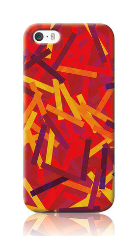 iPhone Cases, Funky Straws iPhone 5/5S Case | Artist: Inderpreet, - PosterGully
